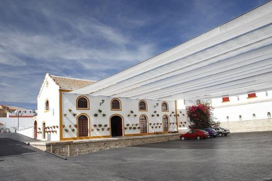 """Photo du lieu dit du """"Patio de Almazara"""""""
