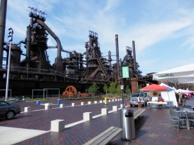 Bethlehem furnaces
