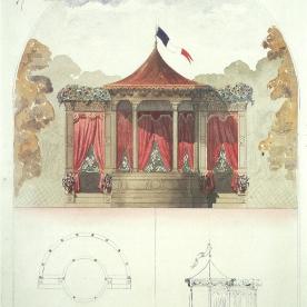 Pour le concours des Beaux Arts de Paris, 7 mars 1849