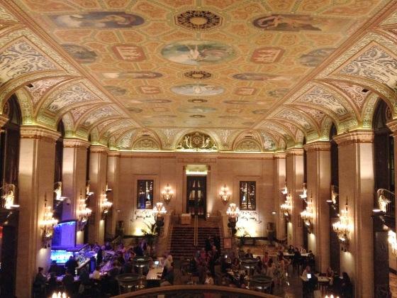 Palmer House Hilton Hotel de CHICAGO