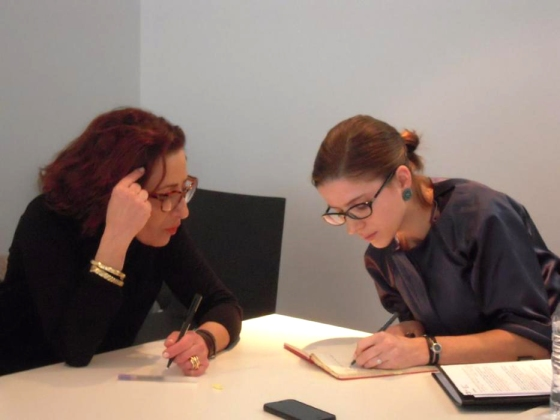 Interview de Salma Samar Damluji par Elsa Ricaud, RMH Fellow 2012