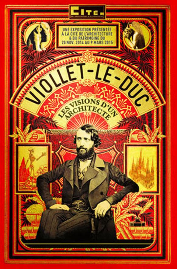 Viollet-le-Duc exhibit